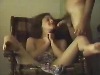 Amateur sex session with prudish pussy and orall-service