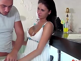 """Teen russian getting fuck collateral to cum r""""le party - Strenuous HD Video heavens SexZink.Com"""