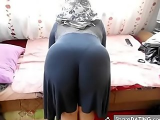 Arab Abode Sex Heavy Plumper Of age Takings