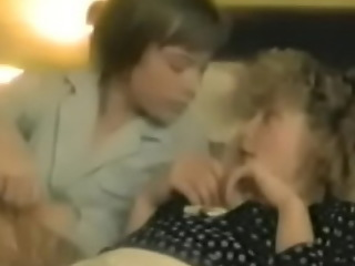 Nurturer together with lady coach one family porno forth vintage movie clip