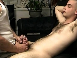 Vinnie Sucks and Strokes Straight Boy Casey