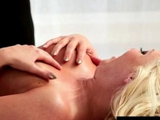 Young woman has session with nasty lesbian 3
