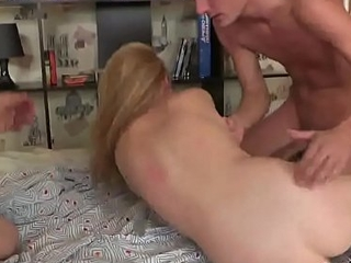 Doctor assists with hymen examination and devirginizing be useful to firsthand chick