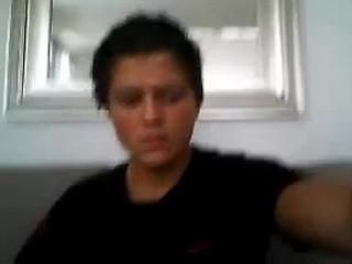 Danish 18 Yo Teen Lad - I Am Lickerish With Stiff Cock &amp_ Cumshot On Cam