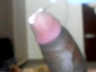 Big Delusional unaware Indian Teen Rubbing Squirting a Cum Well-head