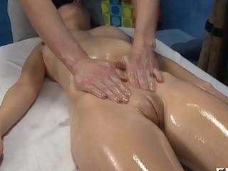 Naked massage episode