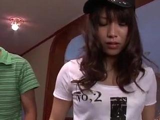 Serious porn moments along heavy Hinata Tachibana