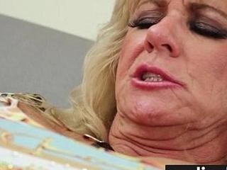 Hairy soccer mom needs a facial 18