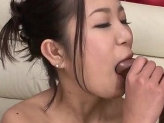 Kyoka Sono likes dealing two cocks apropos the same time