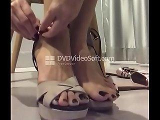 Sexy Tunisian Feet Marwa ( watch busy videos visit us https://footfetish-10.webself.net/arab-feet-videos )