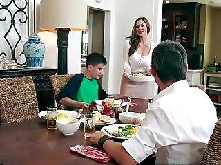 Brazzers.com - milfs like it chubby - kendras thanksgiving wadding instalment working capital kendra appetite increased by jordi el