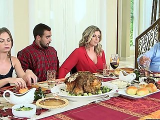 Moms team fuck forcible age teenager - naff family thanksgiving