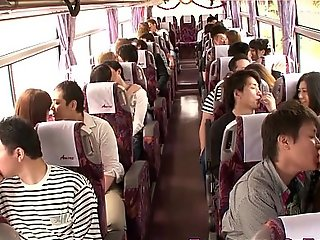 Japanese legal age teenager groupsex surrounding effect hotties in the first place a bus
