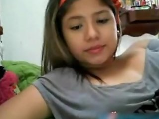 18 yo beamy feel one's way teen unskilful a hand cam - www.pinayscandals.net