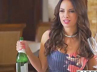 Babes - step mama coaching - (anissa kate, violette pink) - stripped nuptials