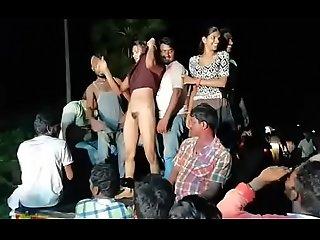 Telugu girl nude dance